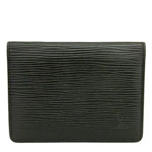 Authentic Louis Vuitton epi card holders